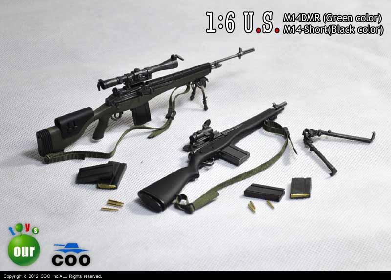 ** PRE-ORDER ** 3rd Quarter 2014 ** COO - US Military M14 ... M14 Sniper Rifle Usmc
