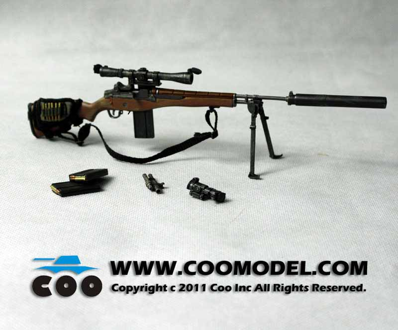 View More Images  M14 Sniper Rifle