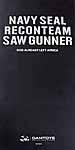Navy SEAL Reconteam SAW Gunner