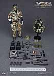 Navy SEAL Riverine Ops Rifleman (Woodland Camo)