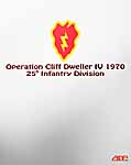 25th Infantry Division Operation Cliff Dweller IV