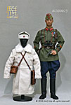 Red Army Infantry Lieutenant Officer