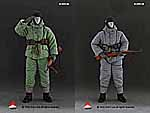 Wehrmacht Paratrooper Padded Suits