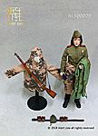 WWII Soviet Female Sniper