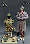 WWII Soviet Red Army Equipment Set AL100015