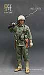 WWII US Marine Corps BAR Gunner