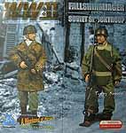 Fallschirmjager Vs. Soviet Shocktroop: Gunther Meyer