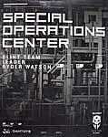 Ryder Watson: Special Operations Center Glint Team Leader