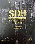 SDU Assault Team Member