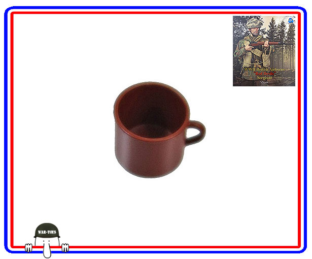 Cup Mug Charlie *A* Red Devils SGT DID Action Figures 1//6 Scale