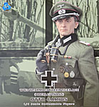 Otto Carius Wehrmacht Heer Tiger Ace - Oberleutnant (Standard Version)