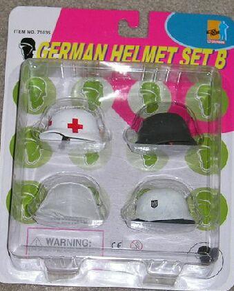DRA71035 - German Helmet Set B