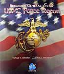 Frank: USMC Force Recon Brigadier General