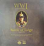 Imperial German Infantryman: Battle of Liege WWI