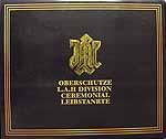 Oberschutze LAH Division Ceremonial Leibstanrte