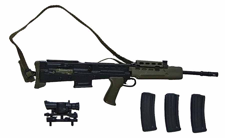 marine machine guns
