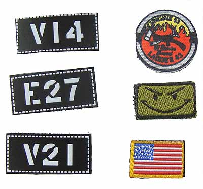 Navy SEAL SDV Team 1 - Patches