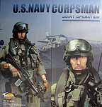 US Navy Corpsman: Joint Operation