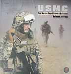 USMC 2nd Marine Expeditionary Battalion in Afghanistan